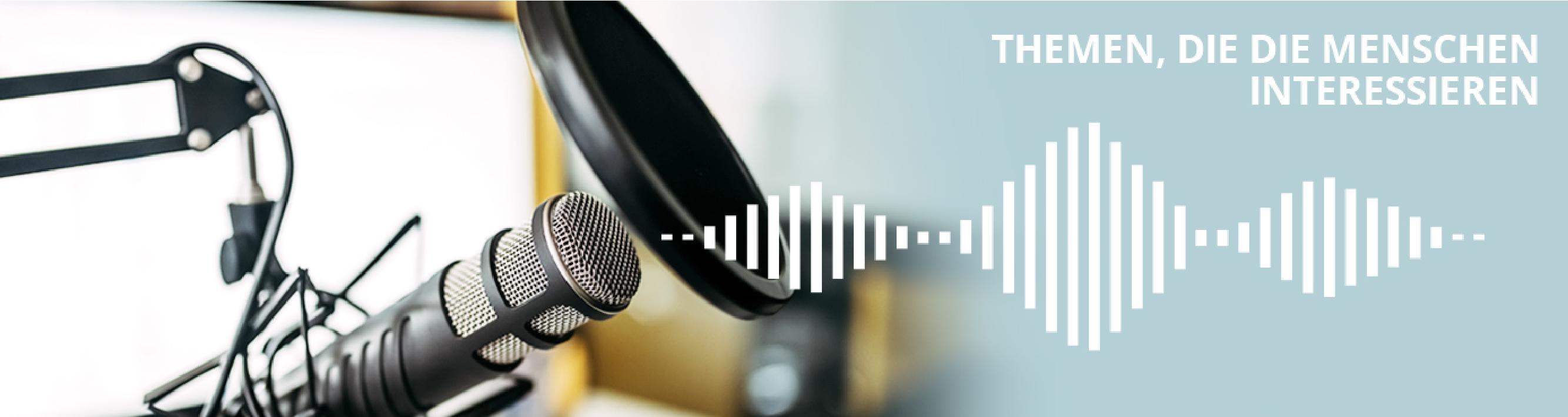 Podcast Banner - ÖGB Podcast